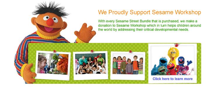 Sesame Street Bundles