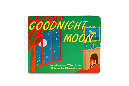Goodnight Moon (Lap-Sized Board Book Edition)