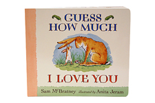 Guess How Much I Love You - Lap Sized Board Book