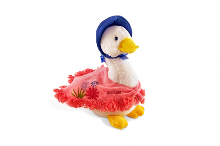 Jemima Puddle Duck Plush