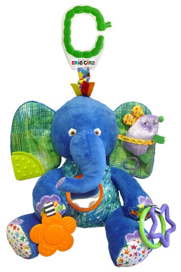 World of Eric Carle Blue Elephant