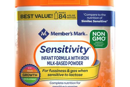 Member's Mark Non-GMO Infant Formula, Sensitivity (48 oz.)