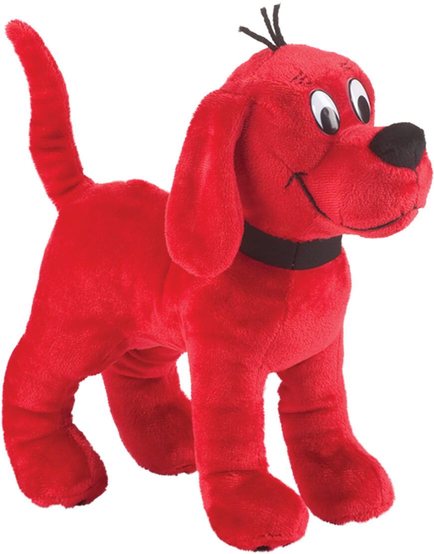Clifford Plush