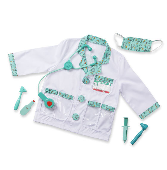 Melissa & Doug Doctor Dress Up Kit