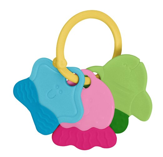 Green Sprouts Teething Keys