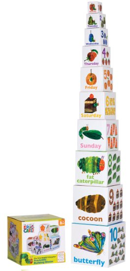 World of Eric Carle Nesting Blocks
