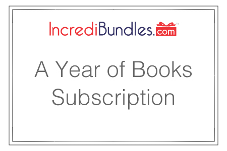 A Year of Books Subscription