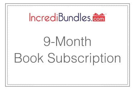 9-Month Book Subscription